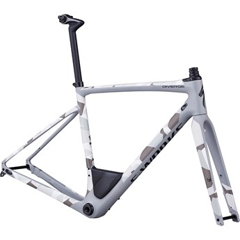 Specialized Diverge S-Works Frameset Satin Cool Grey Camo