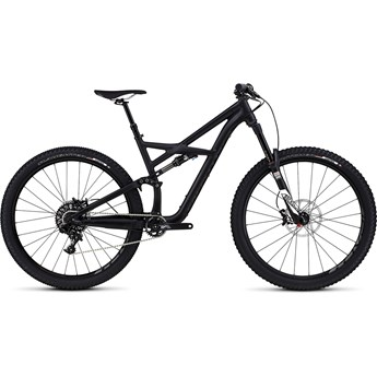 Specialized Enduro FSR Comp 29 Satin Black/Charcoal Clean