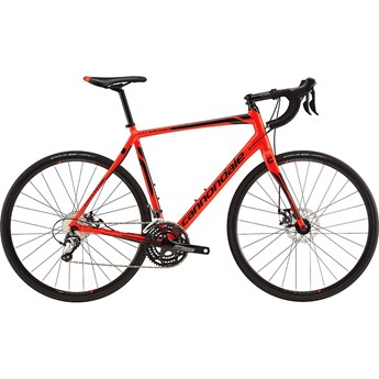 Cannondale Synapse Tiagra Disc Red