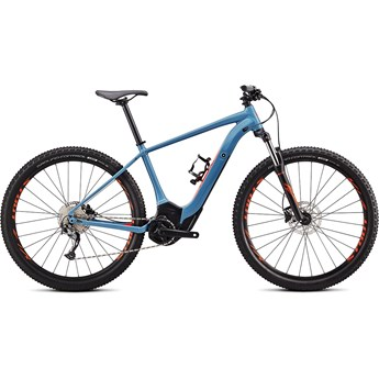 Specialized Levo Hardtail 29 Nb Storm Grey/Rocket Red