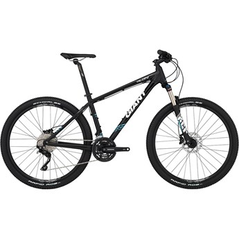 Giant Talon 27.5 2 LTD Black/Blue (matt/gloss)