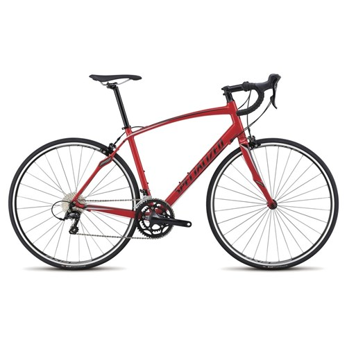 Specialized Secteur Sport Red/Black/Silver 2015