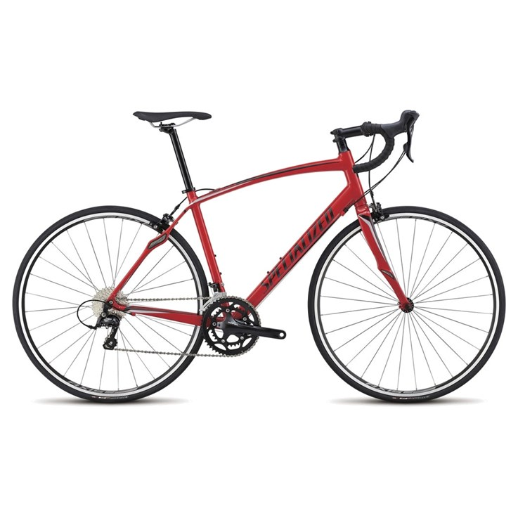 Specialized Secteur Sport Red/Black/Silver