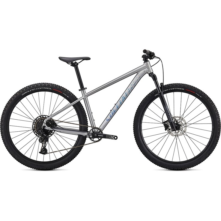 Specialized Rockhopper Expert 29 Satin Silver Dust/Black Holographic