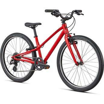 Specialized Jett 24 Gloss Flo Red/Black 2022