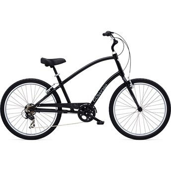 Electra Townie Original 7d Black Herr