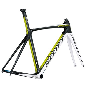 Scott Frame set Foil Team Issue HMX